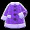 Animal-Print Coat (Purple) NH Icon.png