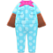 Coveralls with Arm Covers (Blue) NH Icon.png