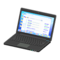 Laptop (Black - Search Engine) NH Icon.png