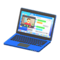 Laptop (Blue - Chat Tool) NH Icon.png
