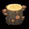 Mush Log (Ordinary Mushroom) NH Icon.png