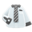 Work Shirt (White-Striped Necktie) NH Icon.png