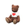 Baby Bear (Choco - Heart) NH Icon.png