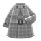 Detective's Coat (Gray) NH Icon.png