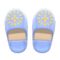 Babouches (Gray) NH Icon.png
