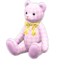 Giant Teddy Bear (Checkered - Giant Stripes) NH Icon.png