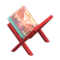 Magazine Rack (Red - Travel) NH Icon.png