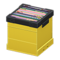 Record Box (Yellow - None) NH Icon.png