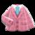 Tweed Jacket (Pink) NH Icon.png