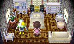 Celia's house interior