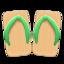 Kimono Sandals