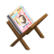 Magazine Rack (Brown - Weekly News) NH Icon.png