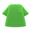 Pocket Tee (Green) NH Icon.png