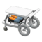 Serving Cart (White & Silver) NH Icon.png