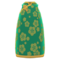 Sleeveless Silk Dress (Green) NH Icon.png