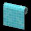 Aqua Tile Wall