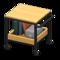 Ironwood Cart (New Horizons) - Nookipedia, the Animal ... on Ironwood Animal Crossing  id=61839