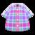 Madras Plaid Shirt (Pink) NH Icon.png