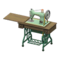 Old Sewing Machine (Green) NH Icon.png