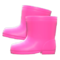 Rain Boots (Pink) NH Icon.png