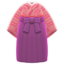 Hakama (Plum) NH Icon.png
