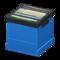 Record Box (Blue - None) NH Icon.png