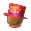 Red New Year's Hat PC Icon.png