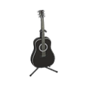 Acoustic Guitar (Black) NH Icon.png