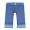Hickory-Stripe Pants (Blue) NH Icon.png