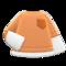 Layered Shirt (Orange) NH Icon.png