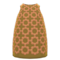 Oversized Print Dress (Brown) NH Icon.png