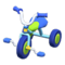 Tricycle (Blue) NH Icon.png