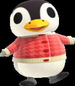Artwork of Aurora the Penguin