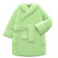 Bathrobe (Green) NH Icon.png