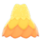 Fairy Dress (Yellow) NH Icon.png