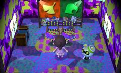 Viché's house interior