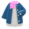 Long Denim Cardigan (Pink) NH Icon.png