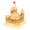 Sand Castle (Natural Sand) NH Icon.png