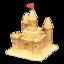Sand Castle (Natural Sand)