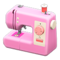 Sewing Machine (Pink) NH Icon.png