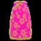 Sleeveless Silk Dress (Pink) NH Icon.png