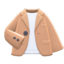 Tailored Jacket (Beige) NH Icon.png