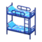 Bunk Bed (Blue - Space) NH Icon.png