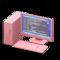 Desktop Computer (Pink - Programming) NH Icon.png