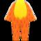 Flashy Animal Costume (Orange) NH Icon.png