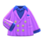 Flashy Jacket (Purple) NH Icon.png