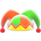 Jester's Cap (Green & Red) NH Icon.png