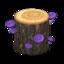 Mush Log (Strange Mushroom)