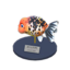 Ranchu Goldfish Model