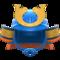 Samurai Helmet (Blue) NH Icon.png